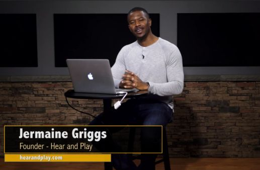 Jermaine Griggs founder of Hear and play and GMTC