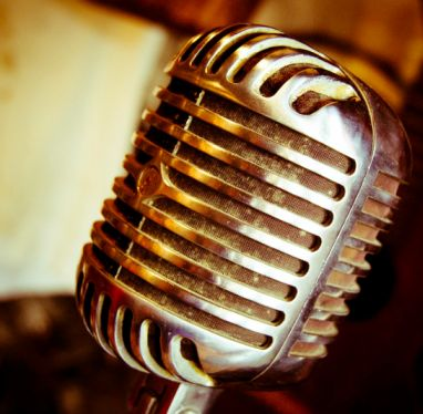 gifts for musicians and singers microphone